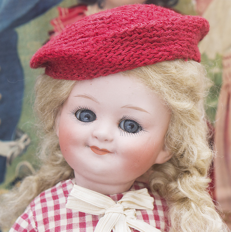 Antique Googly doll