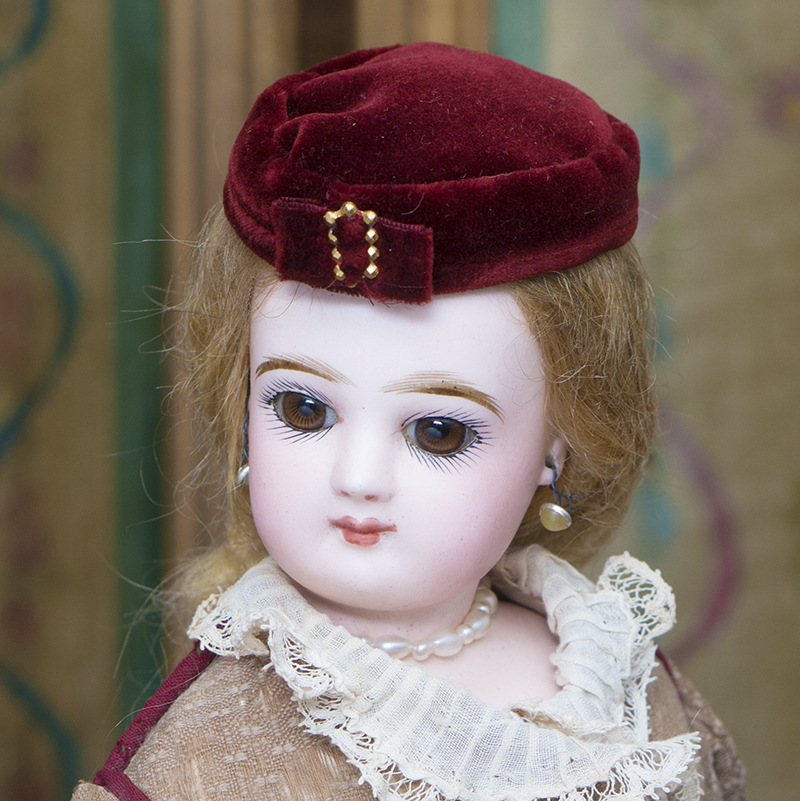 Jumeau fashion doll in original dress