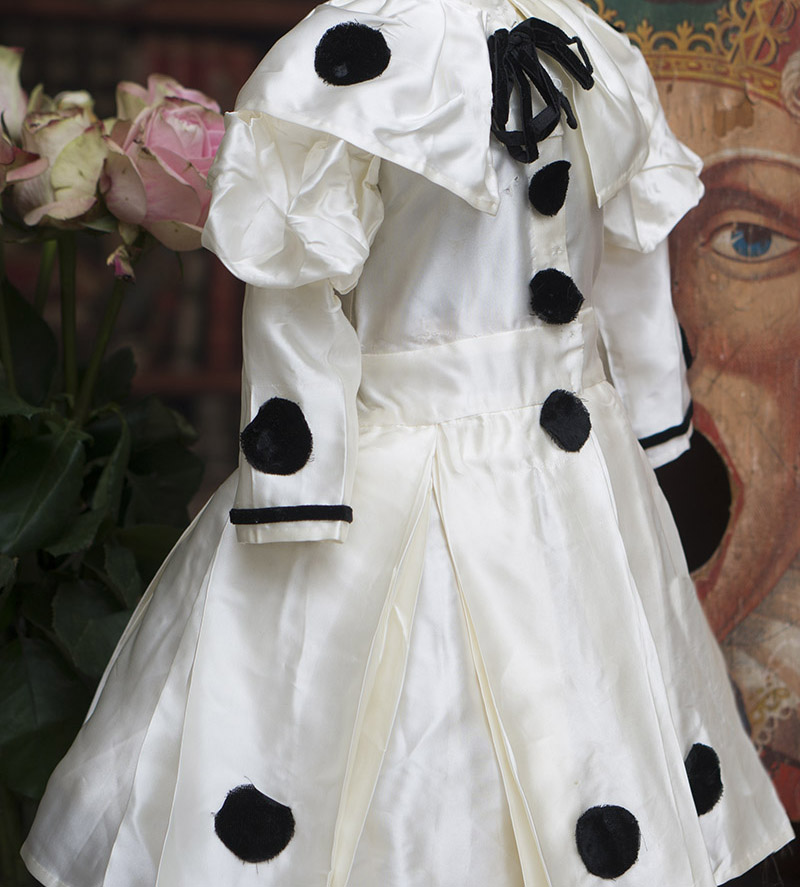 Antique Original Pierrot Costume