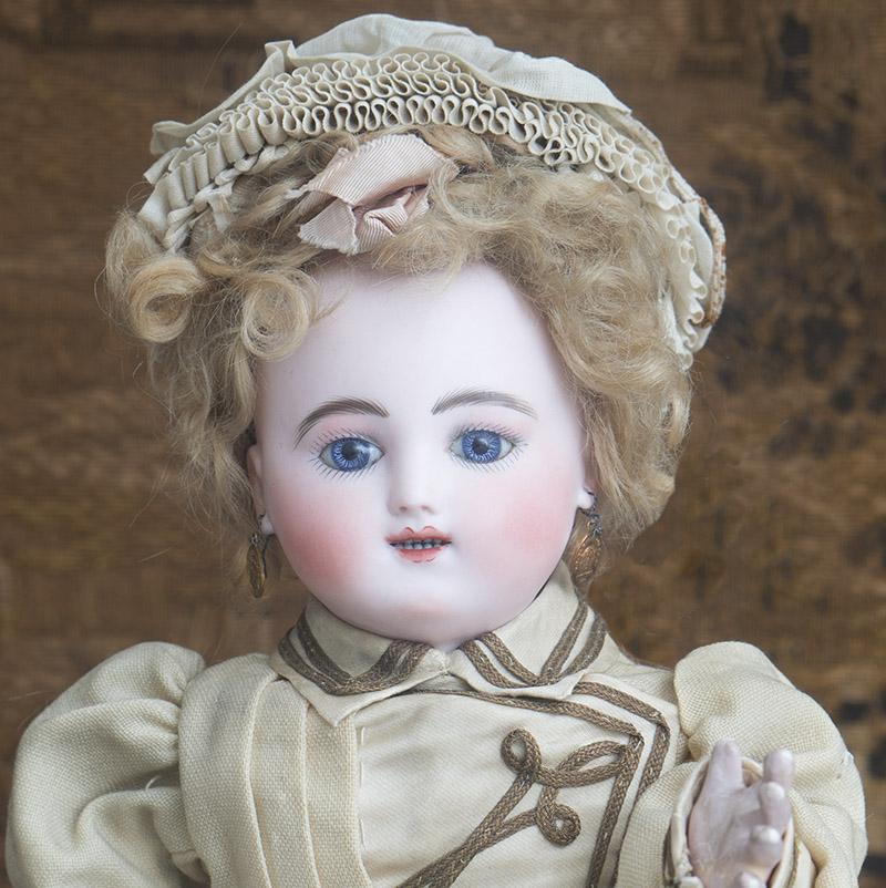 46cm Gigoteur Steiner bebe doll