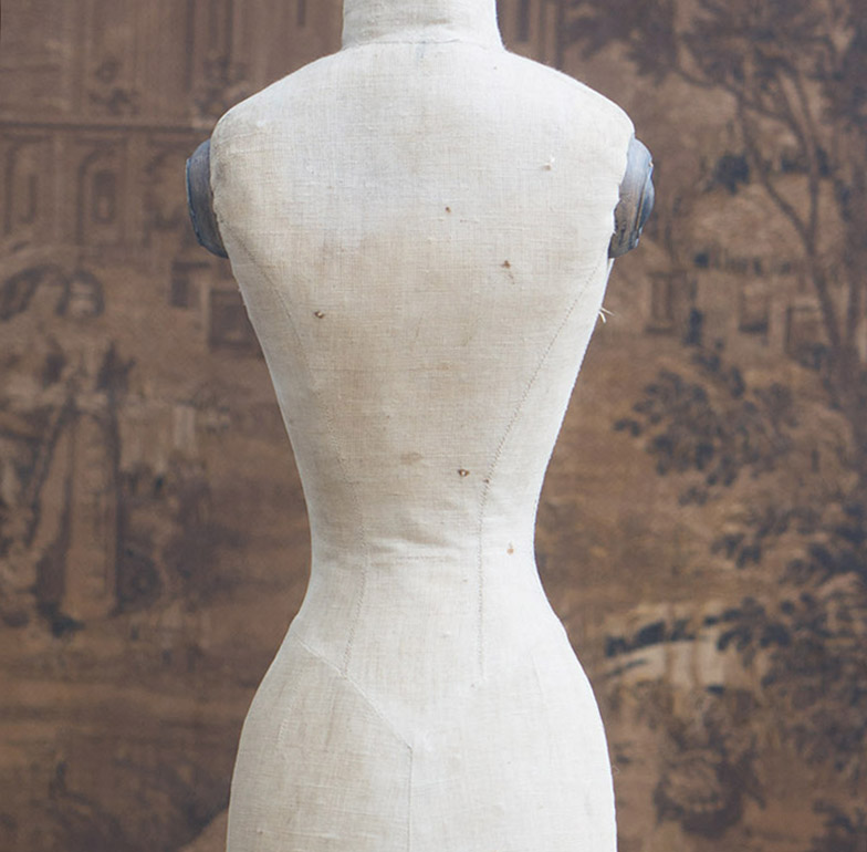 Antique French Mannequin of Odile