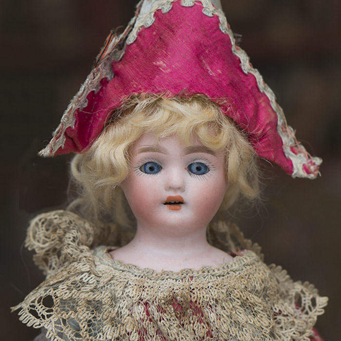 Antique German Marotte doll