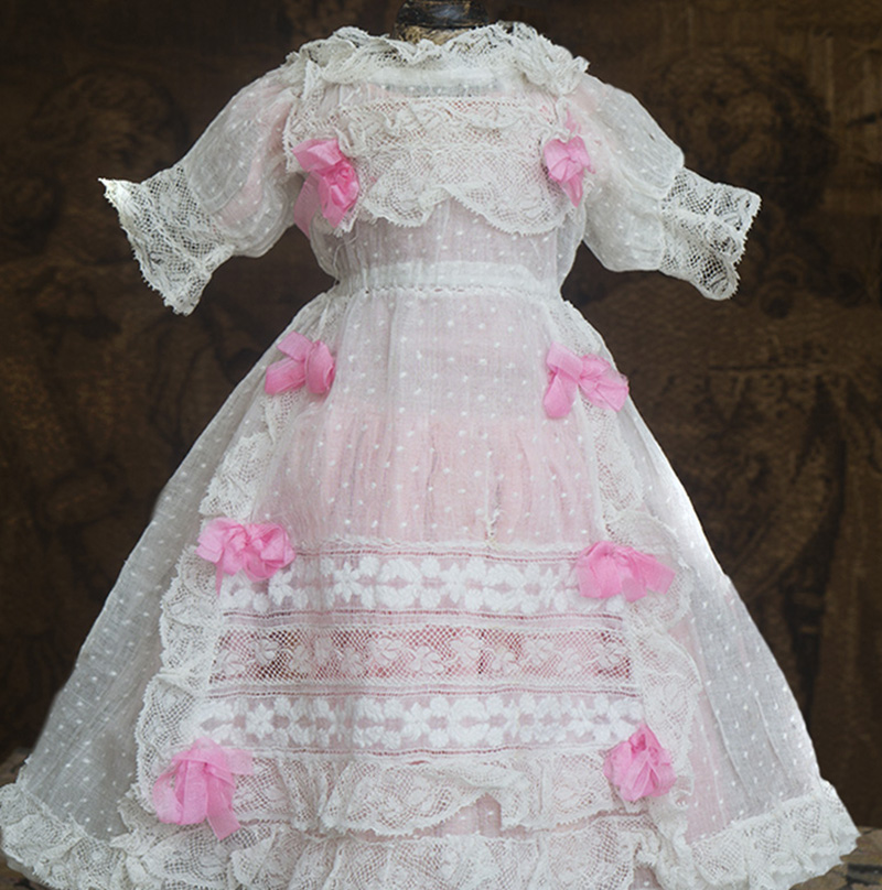 Antique Original Dress + Chemise