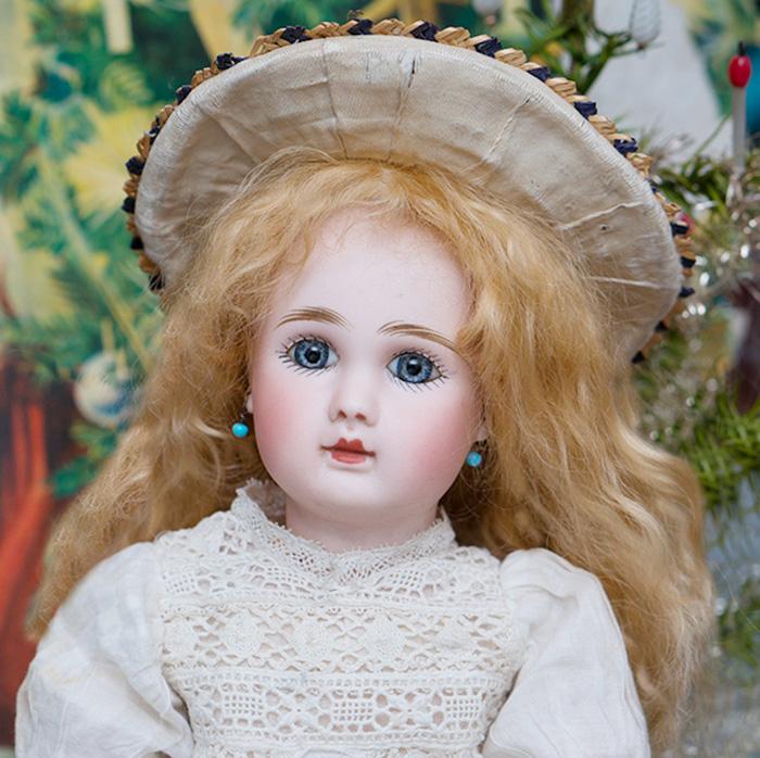 Bebe Steiner Doll Figure A