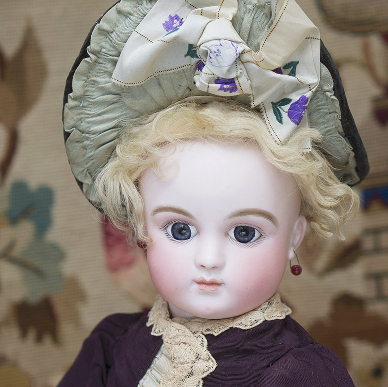 Antique French Steiner Bourgoin doll