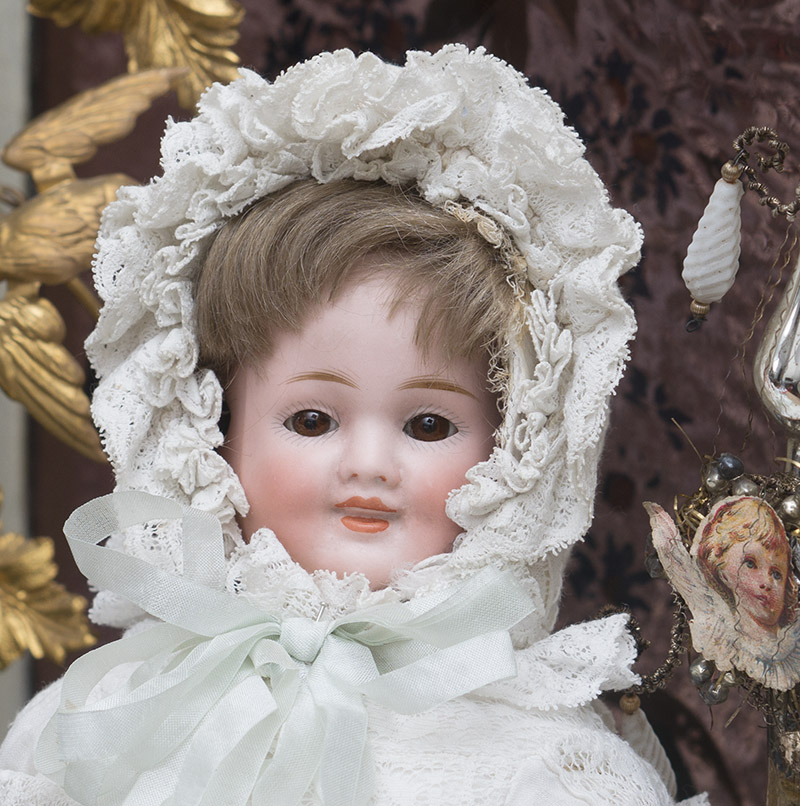 THREE-FACED DOLL