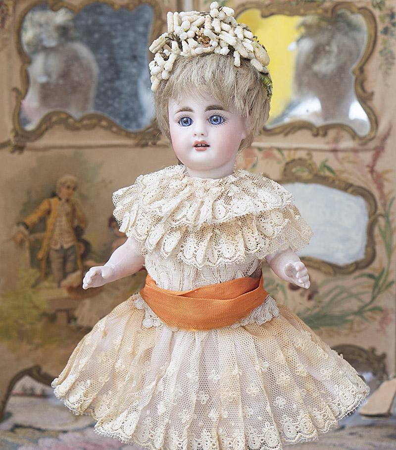 23 см Очень редкая Куколка Mignonette фирмы Simon&Halbig, 939