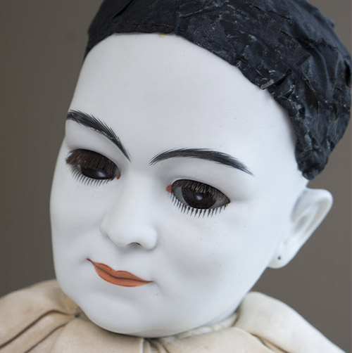 Pierrot Chatacter S&H 1303 doll