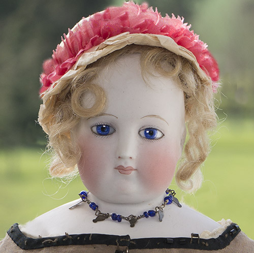Blampoix Fashion doll w/wooden body