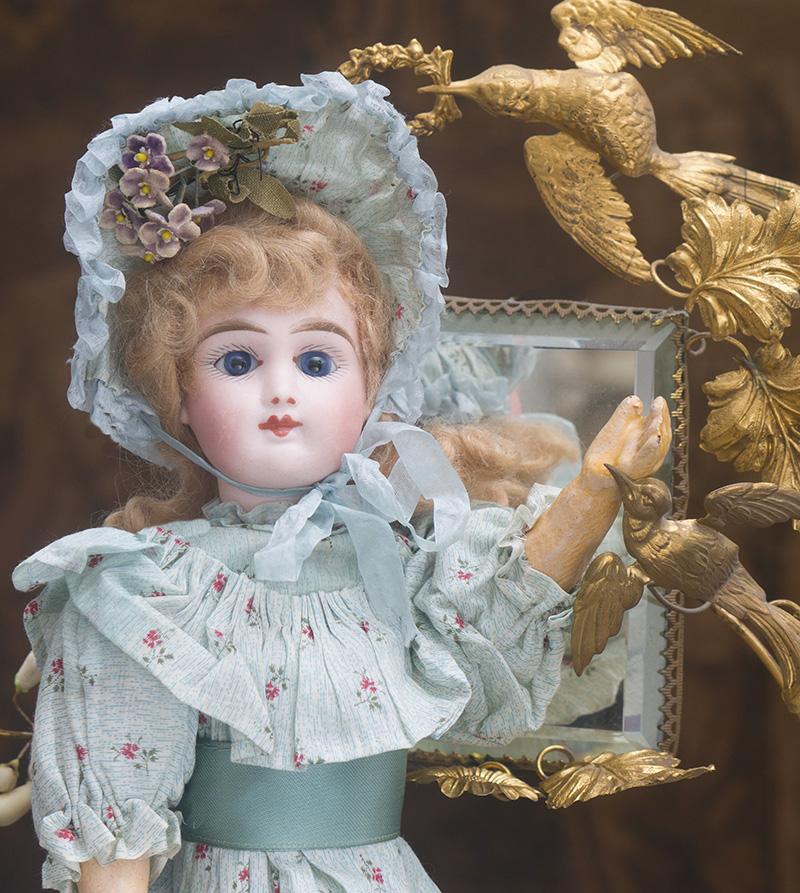 36 см Кукла фирмы Pintel & Godchaux в оригинальном костюме