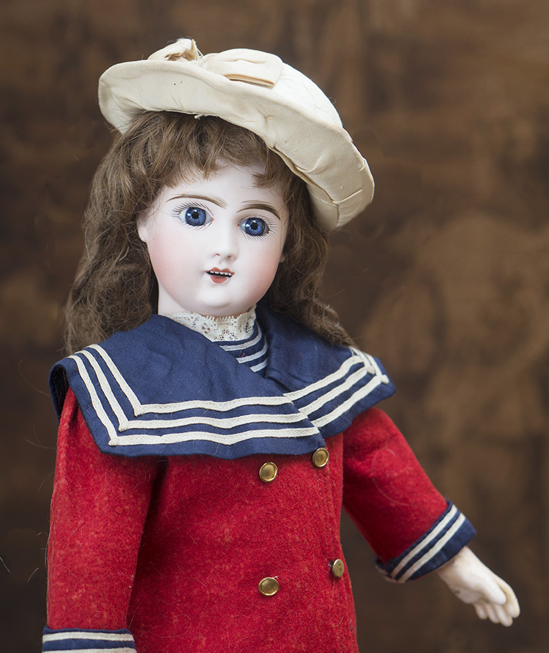 43см Кукла фирмы Steiner модель Phenix в оригинальном костюме