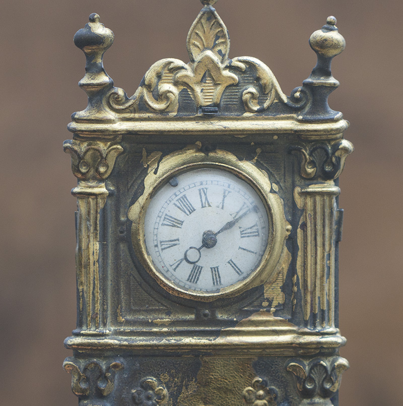Ormolu Erhard & Söhne wall clock 1900