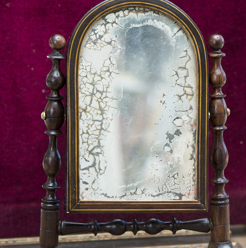 Antiue French Mirror
