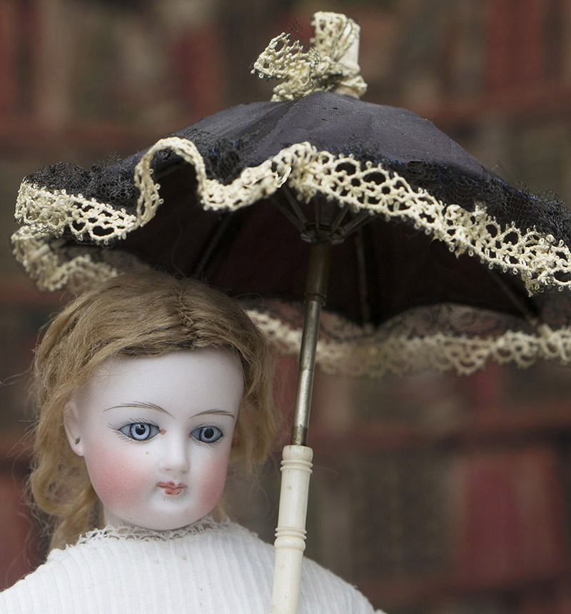 Antique French Small Parasol