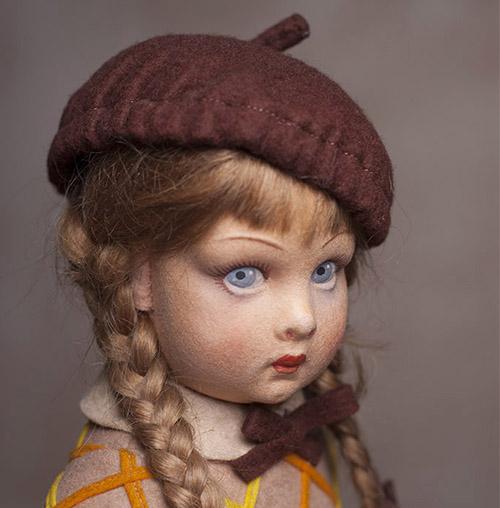 Кукла LENCI со скакалкой, модель Рита