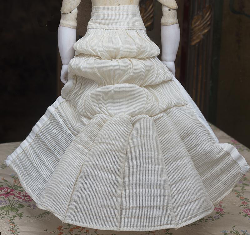 Horsehair Skirt Shapener