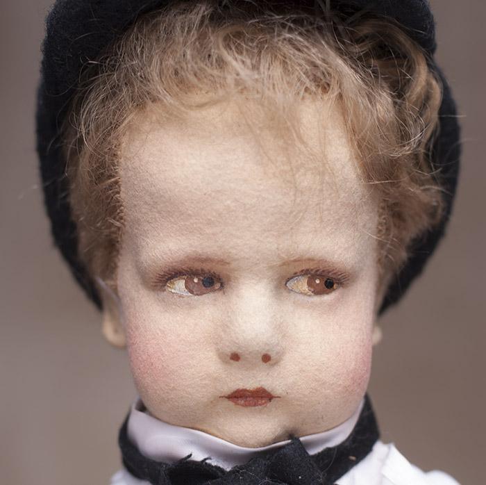 Lenci Boy doll 300 series