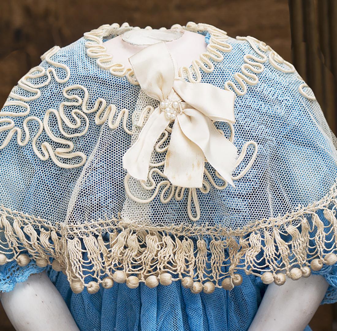 Doll shawl #2