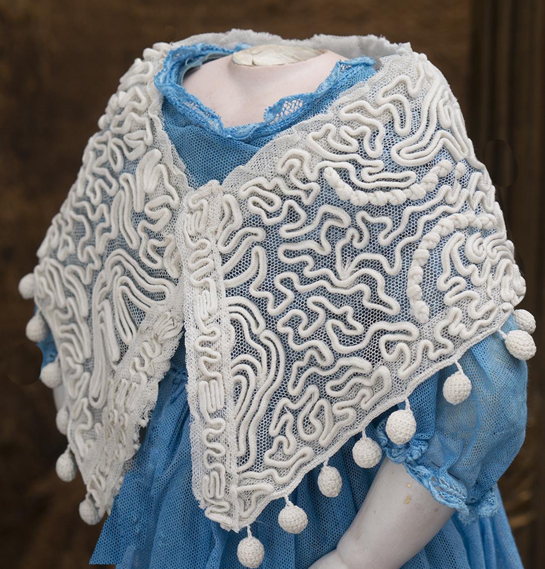 Doll shawl #3