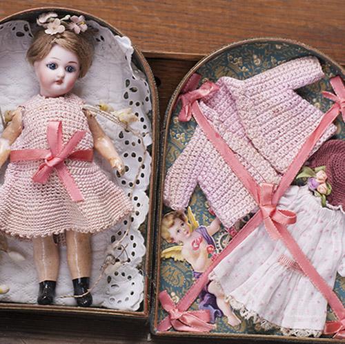 Simon&Halbig mignonette doll