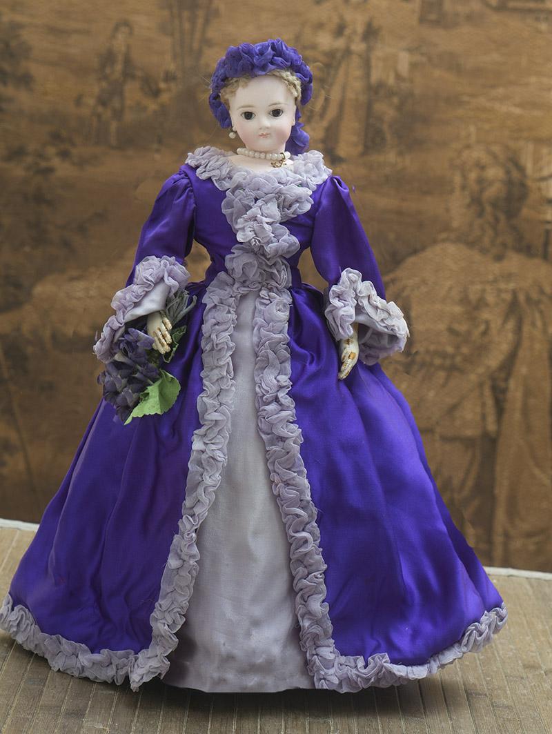 39см Модная кукла Jumeau