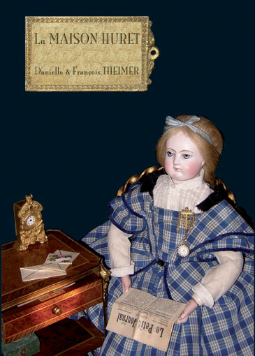 The Huret Book, авторы Danielle & Francois Theimer,  с дичным автографом автора!