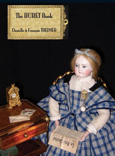 Книга у куклах УРЭ The Huret Book