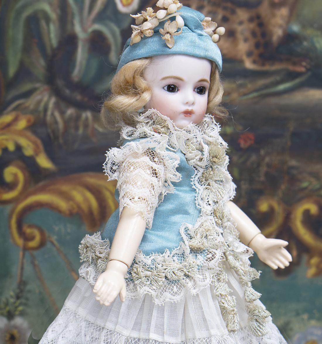 Antique Silk Small costume