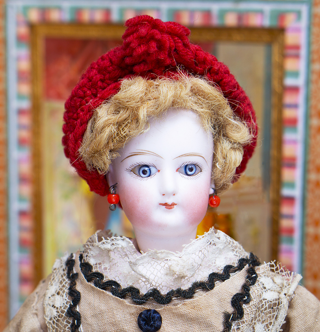 Antique Fashion doll