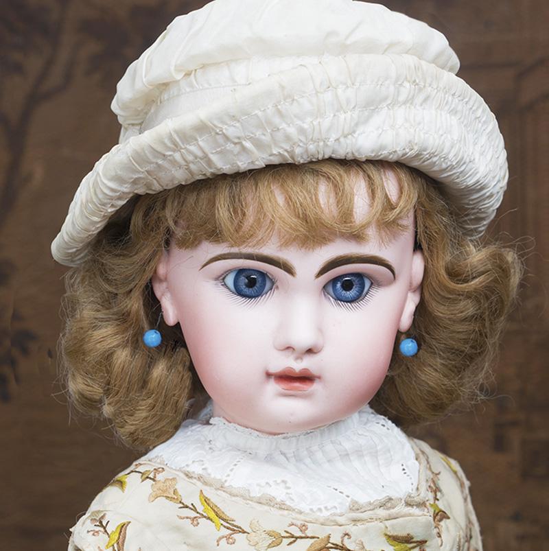71см Большая кукла Jumeau