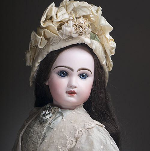 66 см Кукла Jumeau с закрытым ртом, 1890г.