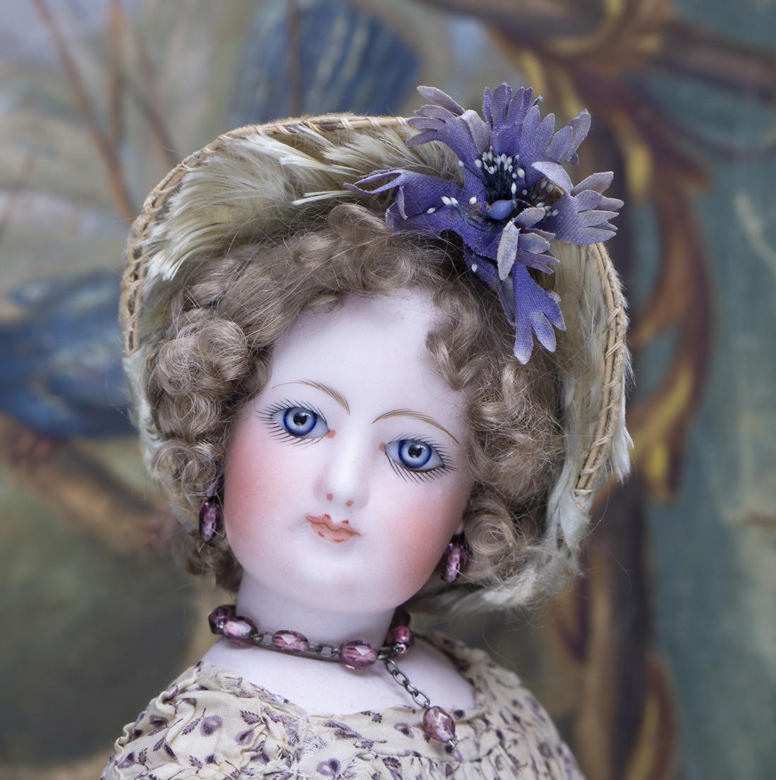 French Fashion F.G. doll