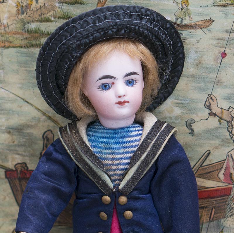 Tiny FG doll