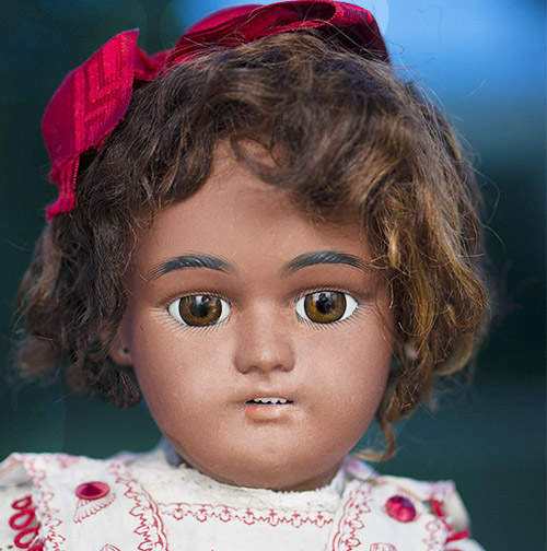 Rare Brown Simon & Halbig 1079 doll