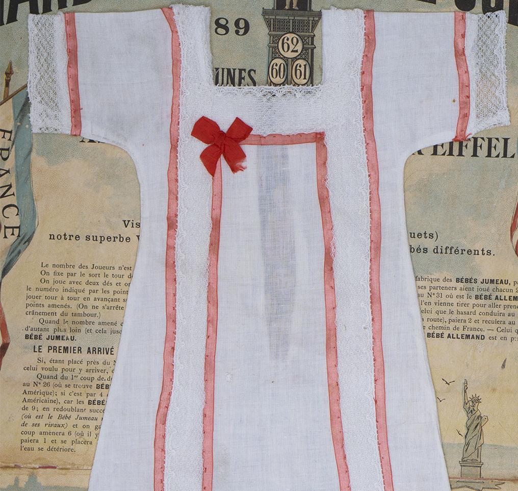 Antique Jumeau chemise