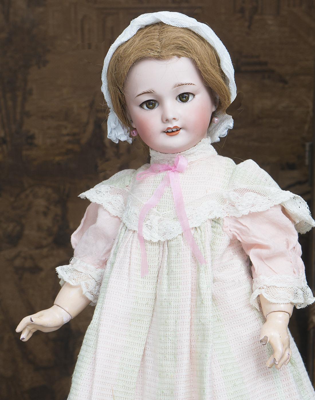 56 cм Кукла SFBJ Paris 301