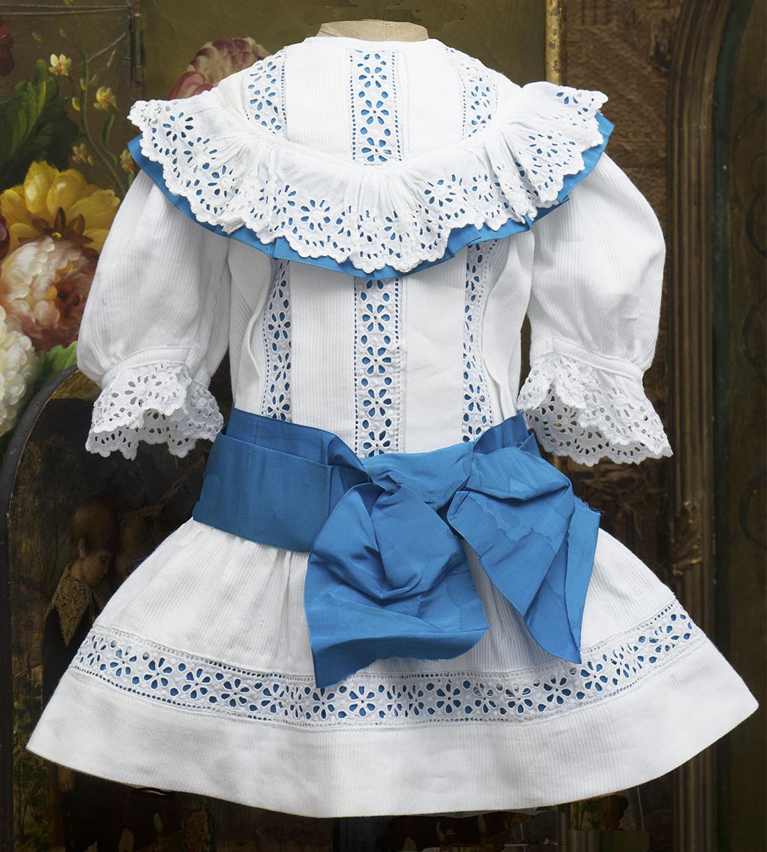 Antique Pique dress