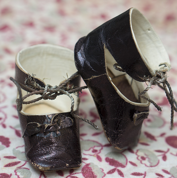 Antique Original german shoes