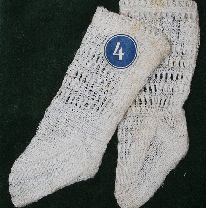 Antique Original Factory Tiny Socks