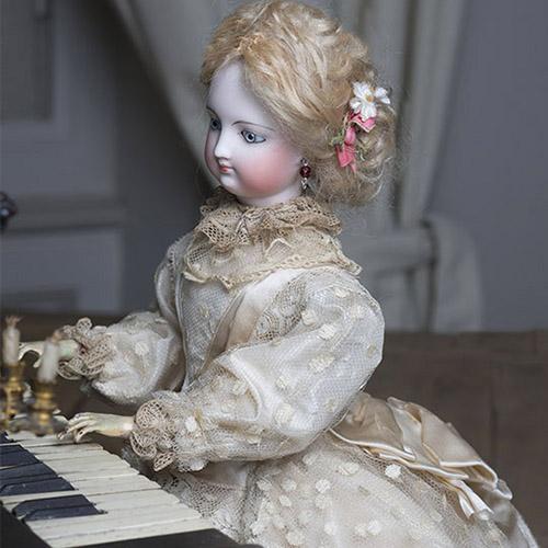 Rare Automaton by Vichy