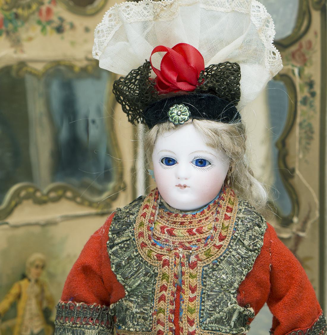 Small fashion doll 27cm