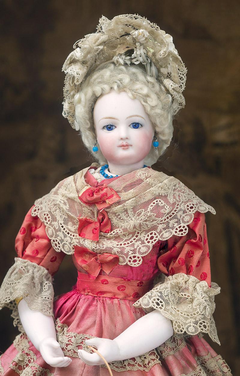 46 см Роскошная модная кукла Готье в оригиналтном платье