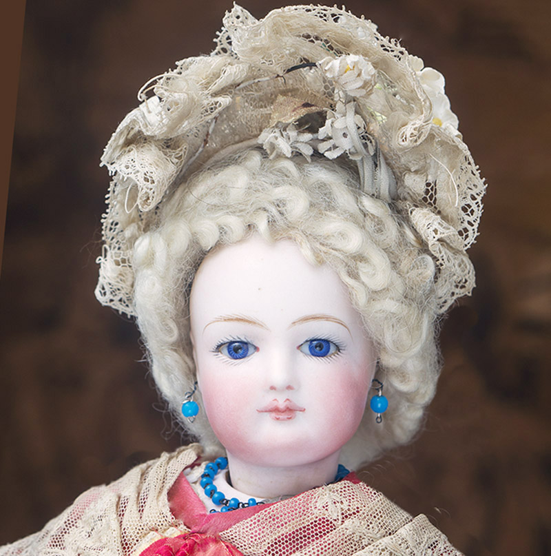 Antique FG doll