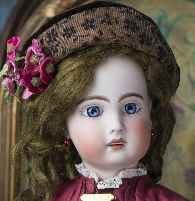 Antique French Jumeau doll