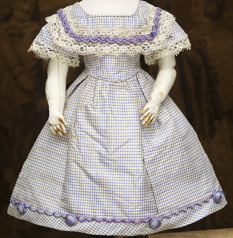 Antique French Enfantine dress
