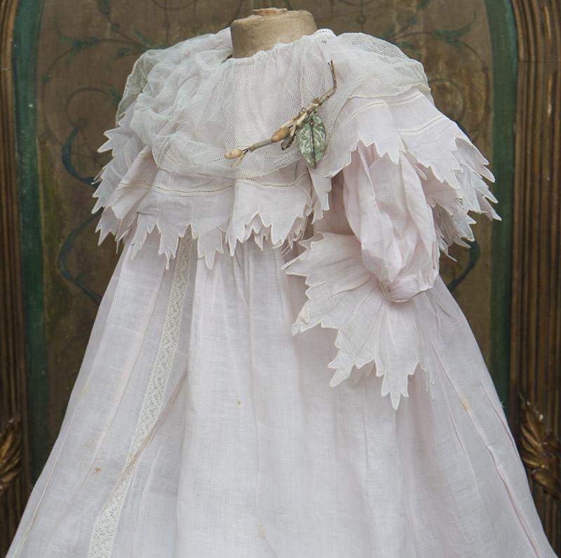Antique Original Batiste Dress