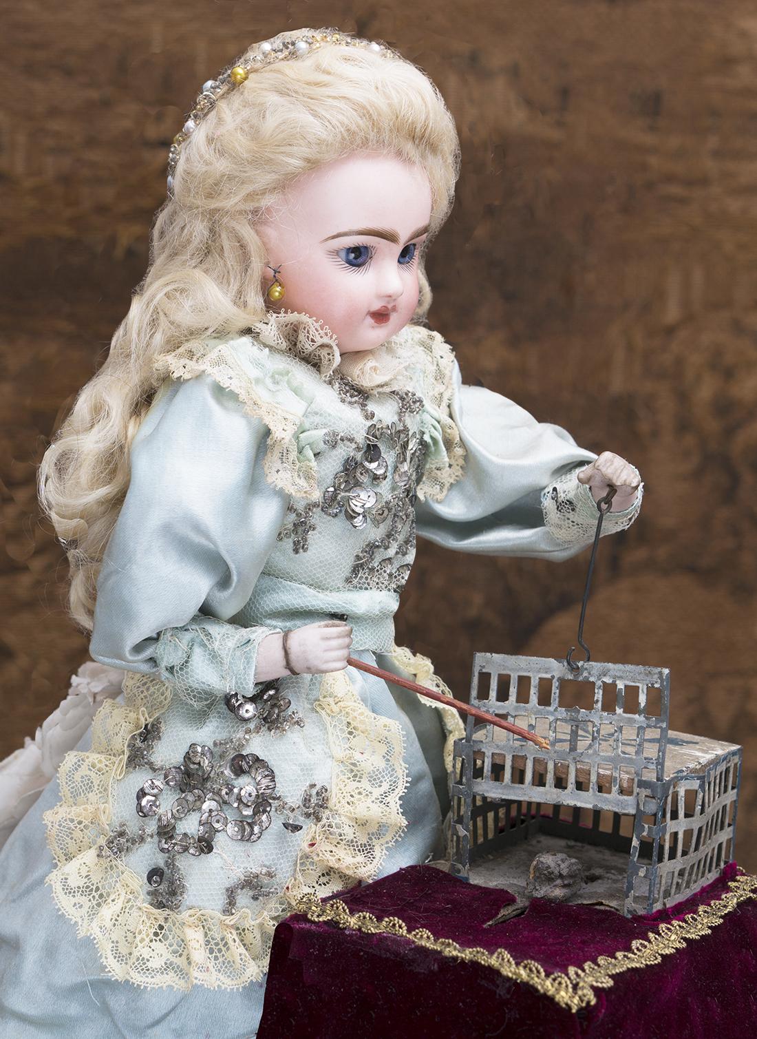 Музыкальная кукла-автомат  43см