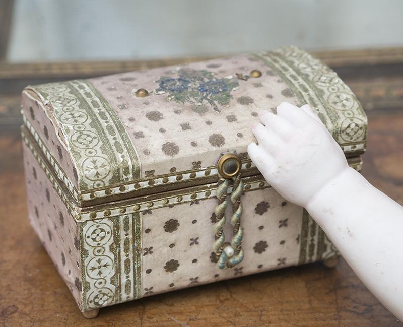Antique original doll case