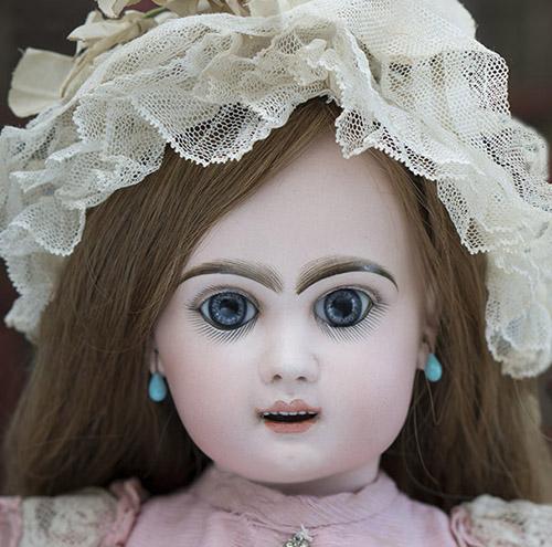 -Кукла Jumeau с открытым ртом