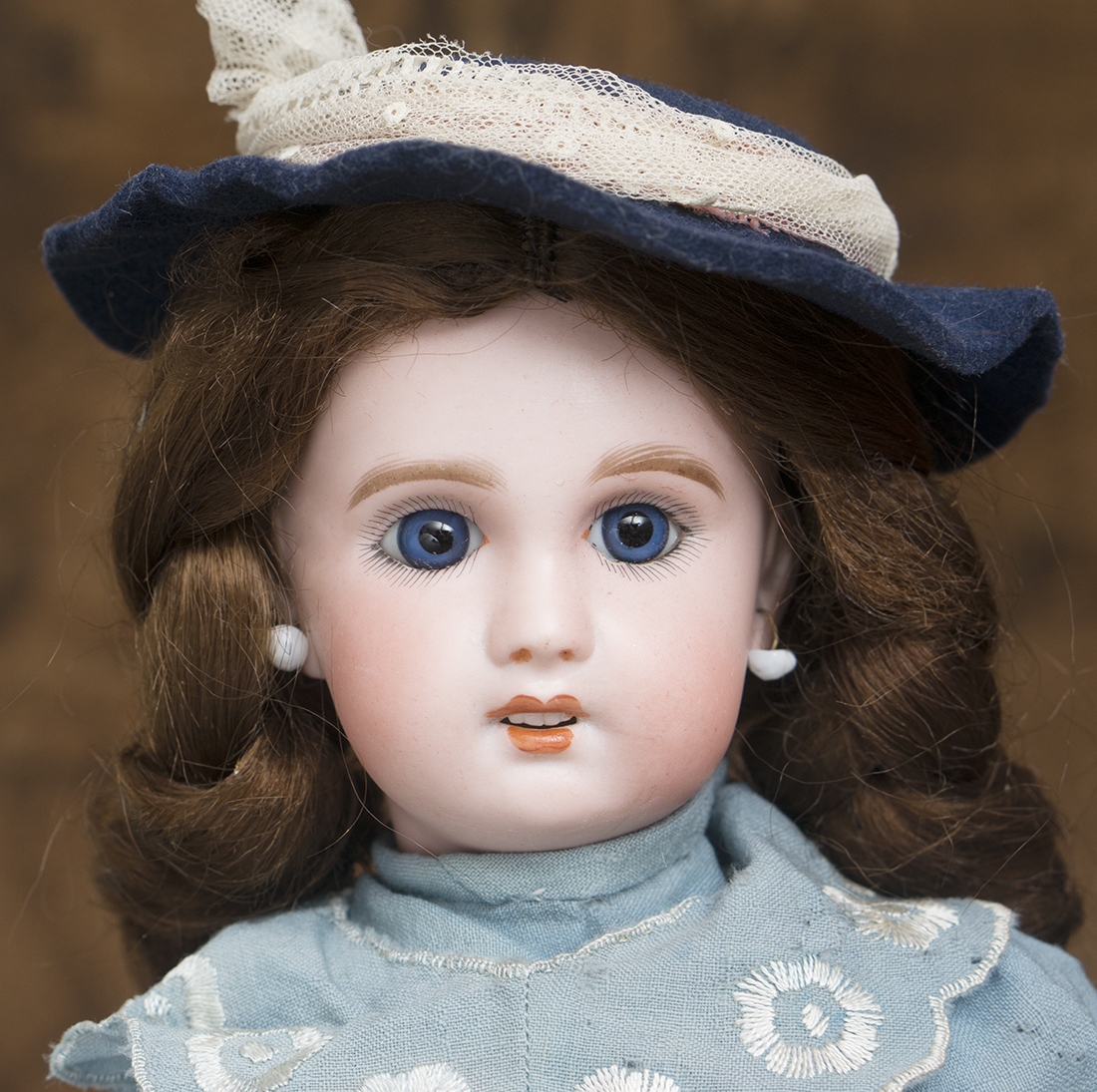Antique French Bisque Bebe doll by SFBJ